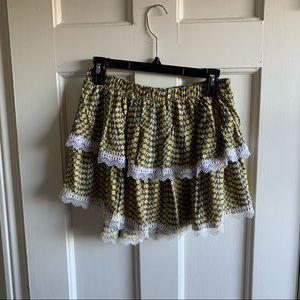 Paolita Mini Skirt